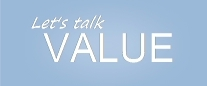 Let's talk value